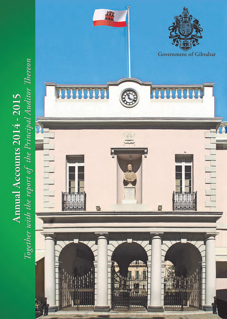 Annual Report 2014-15 Cover Image