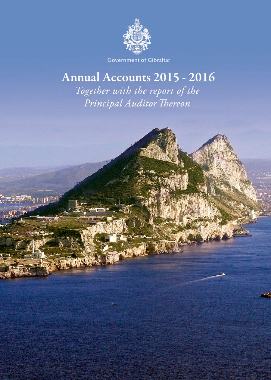 Annual Report 2015-16 Cover Image
